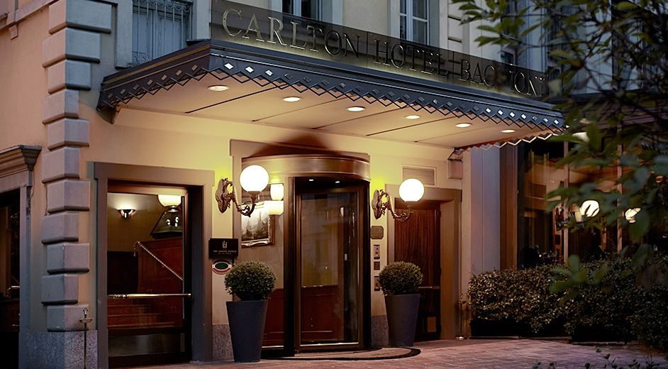Central milan five star hotel with gourmet cuisine near for Nearest 5 star hotel