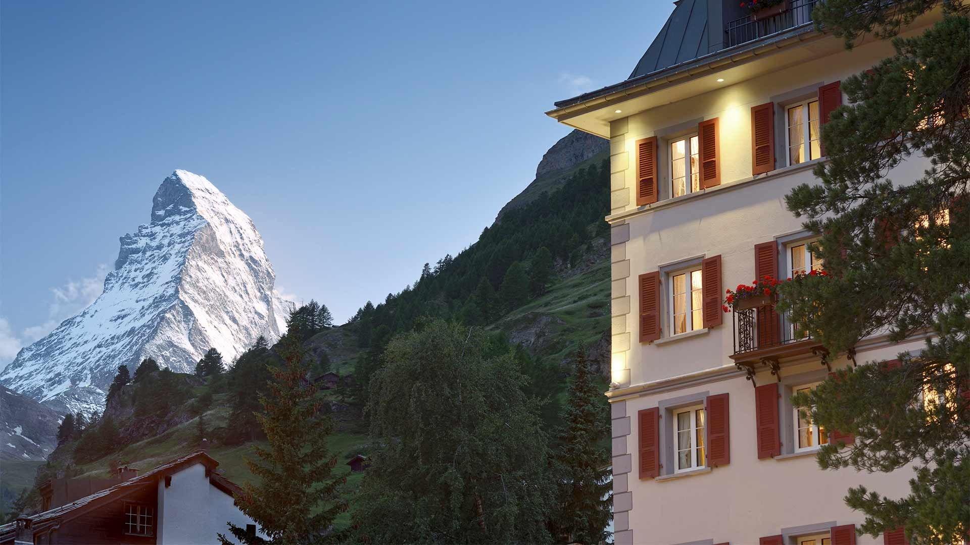 Hotels De Luxe En Suisse Pour Des Vacances En Suisse Uniques
