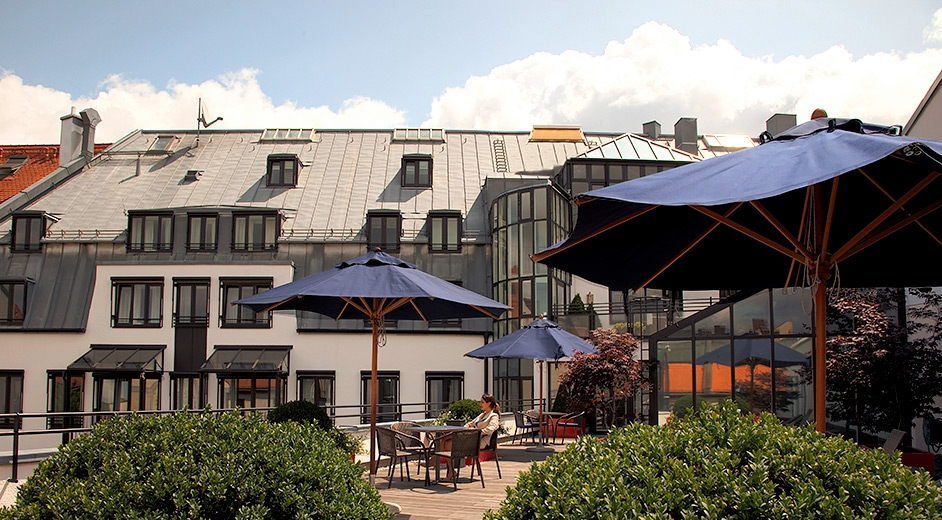 5 munich hotel with fine dining ideal for business and for Boutique hotel deutschland