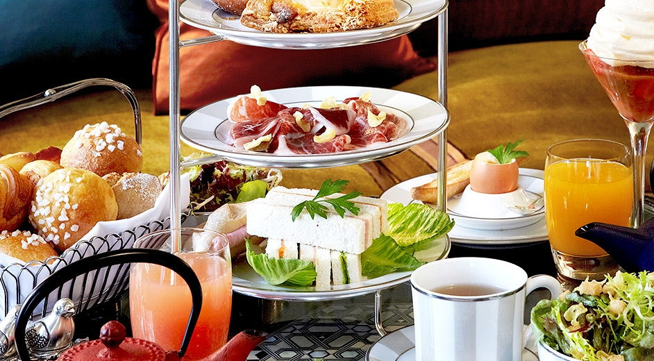 Hotel daniel 4 star paris city centre hotel with fine dining for Brunch boutique hotel