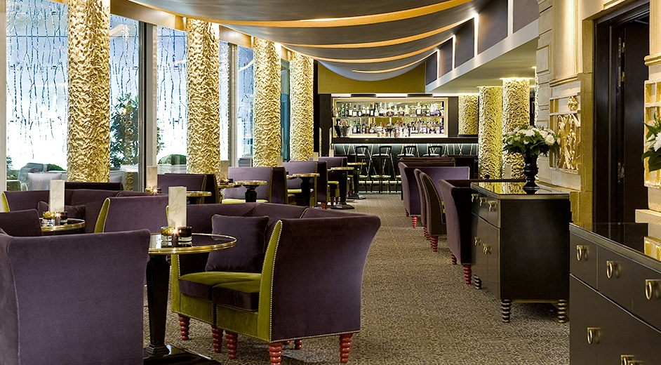 Five star modern hotel in paris with spa gym and gourmet for 5 star modern hotels