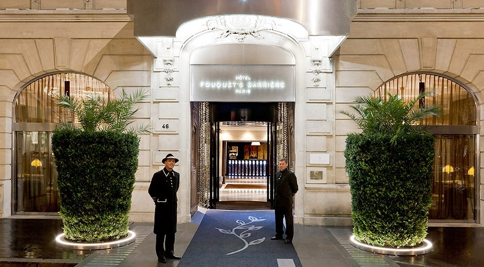 Five Star Modern Hotel In Paris With Spa Gym And Gourmet