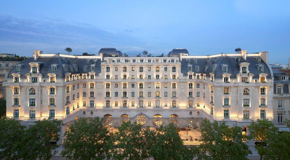hotel le central paris: