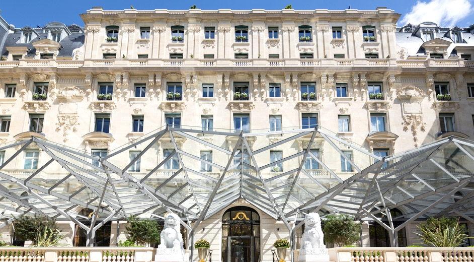 Luxus Hotel Mit Pool Spa Im Zentrum Von Paris The Peninsula