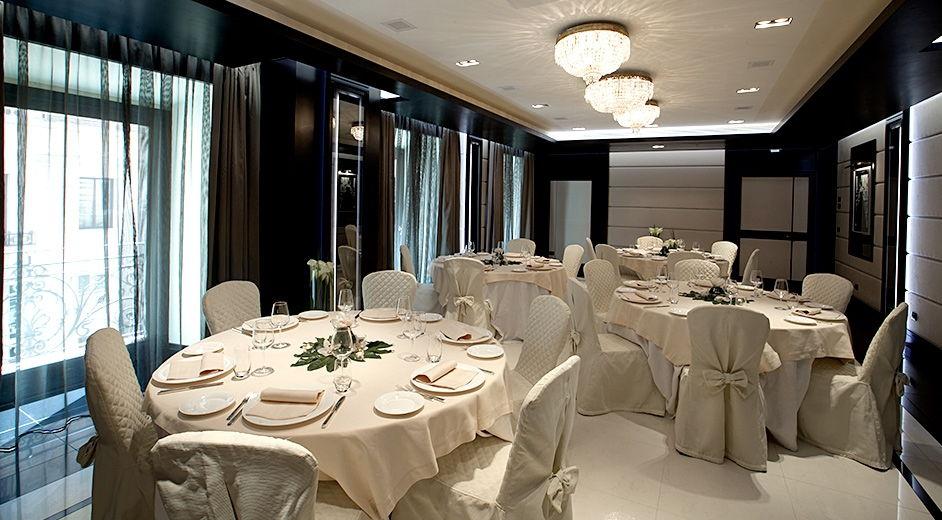The Meeting Room Restaurant Regina