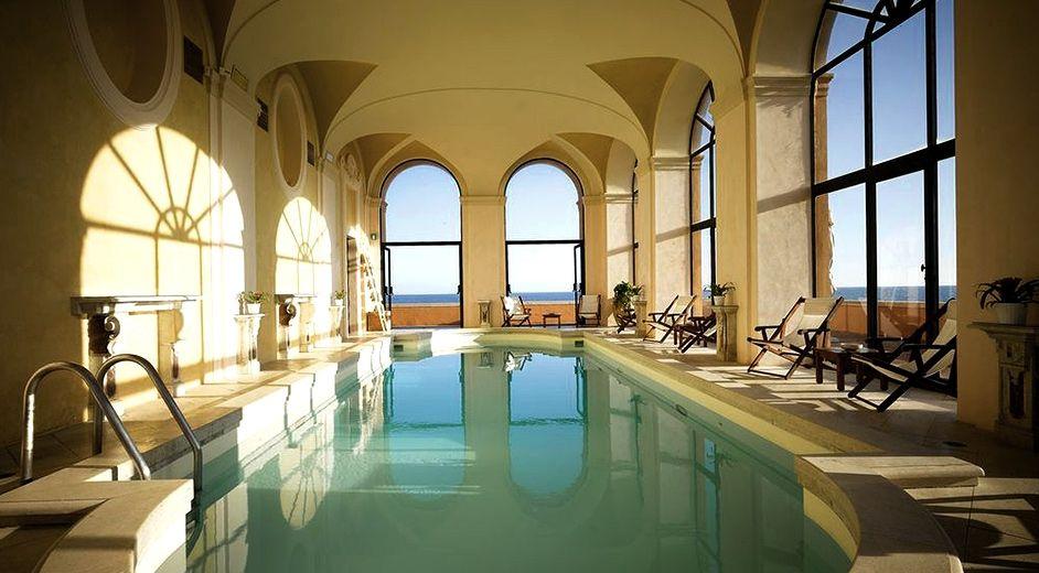 Spa hotels in lazio coast blissful holiday stays in lazio for Hotel avec piscine rome