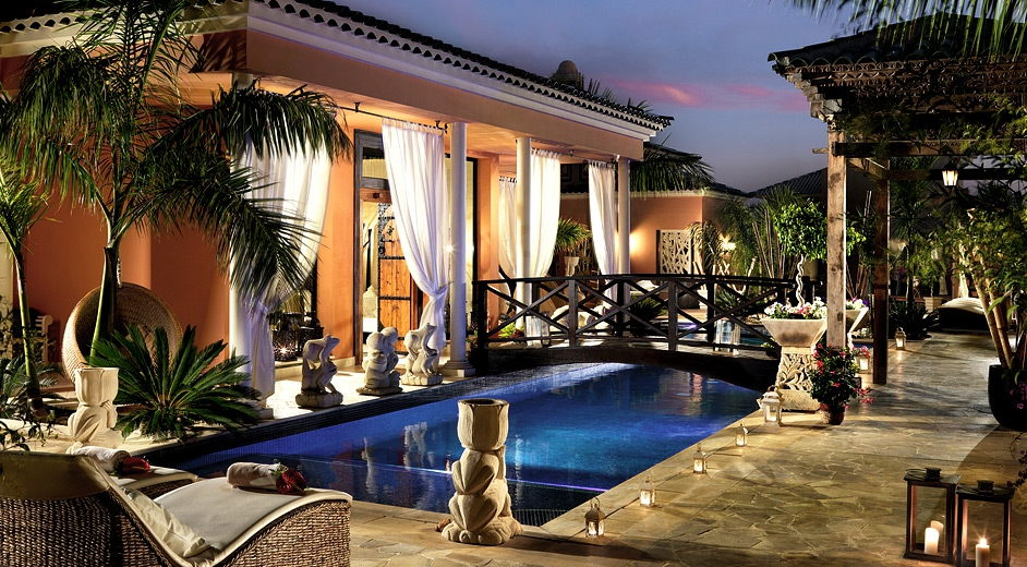 Exclusive luxury spa resort in tenerife perfect for for Exclusive luxury hotels