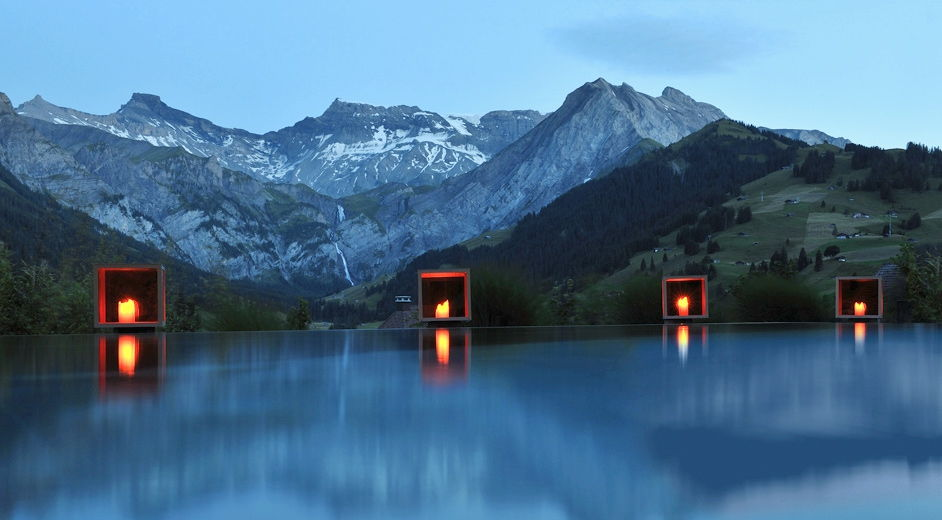 Designhotel in den schweizer alpen the cambrian for Design hotels alpen