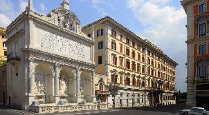 Romantic Luxury Hotel In Rome City Centre With Private Gardens