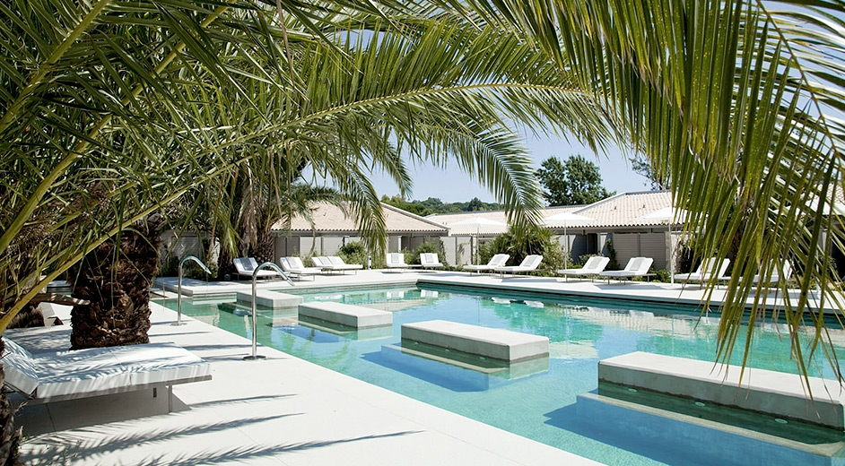 Luxusurlaub am mittelmeer im design hotel sezz in st tropez for Design hotels mittelmeer
