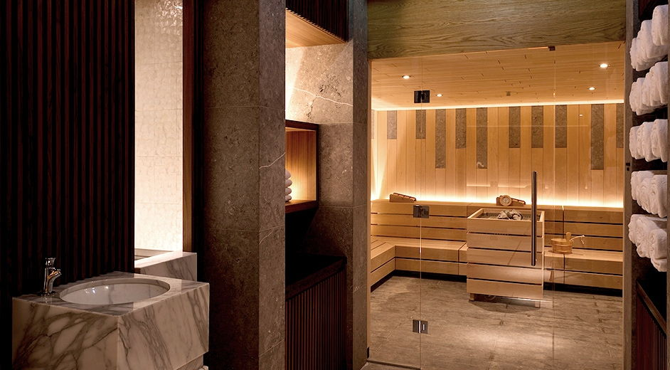 exclusive five star ski hotel with spa in the swiss alps