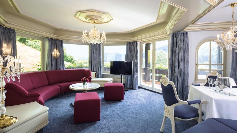Exklusives luxus hotel im schwarzwald traube tonbach for Designer hotel schwarzwald