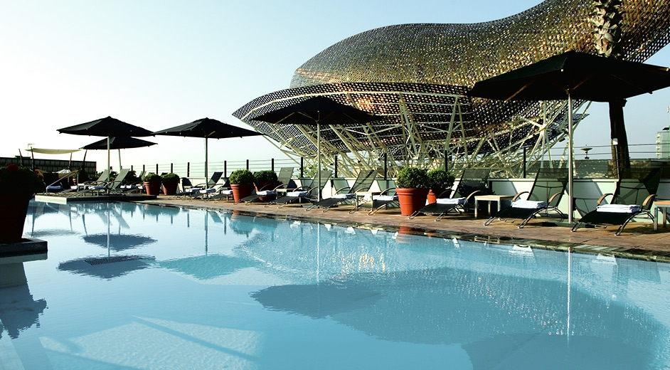 Luxueux h tel barcelone avec spa urbain 5 toiles et vues sur la mer - Hotel de charme barcelone ...
