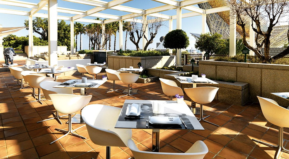 Rooms: Luxury Beachfront Hotel In Barcelona With Michelin Starred