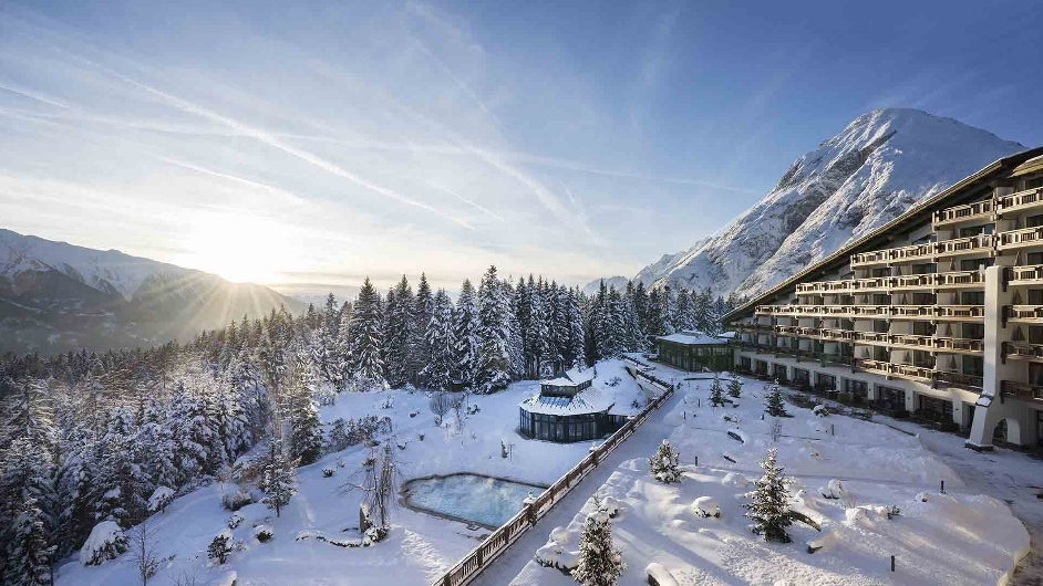 Luxury Hotels In Seefeld Austria