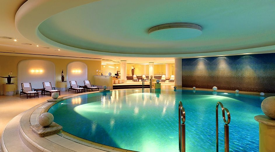 Spas in germany wellness holidays at top prices for Small luxury spa hotels