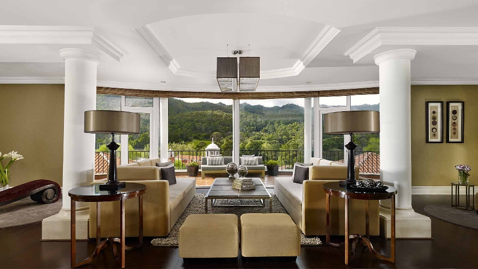 Penha longa resort five star spa golf hotel in portugal for Living room 2 seating areas