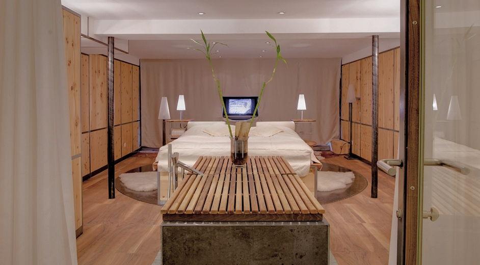 Luxus-Ferienhaus mit Sauna - Zermatt Loft