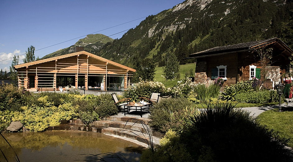 hotels list austrian alps luxury