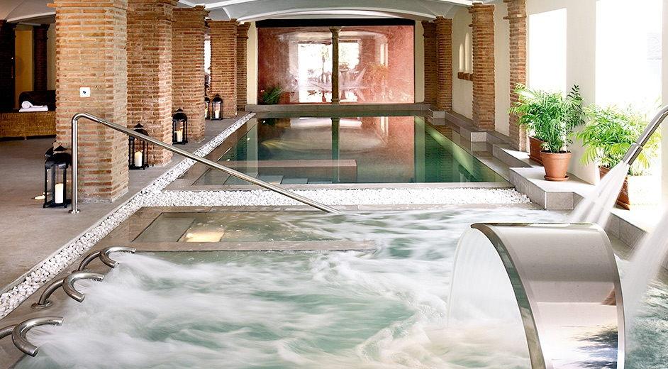 Barcel la bobadilla 5 gl granada spa with sauna pool - Hotel bobadilla granada ...