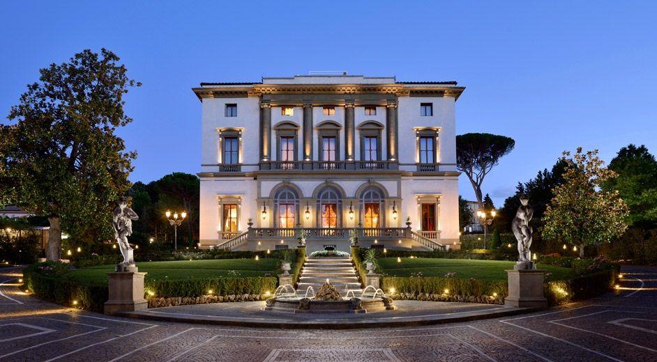 Exklusives luxus hotel in florenz mit pool spa wellness - Porta romana spa ...