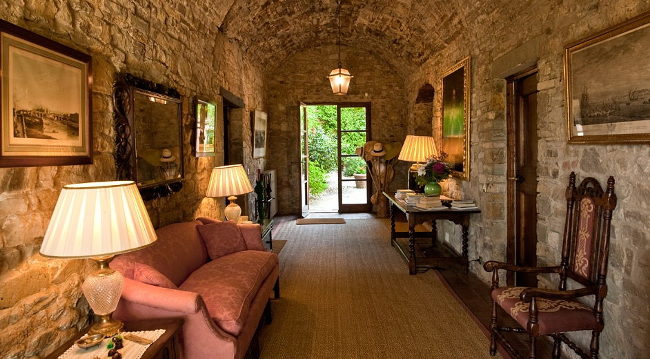 Family Friendly Luxury Vacation Home Near Firenze In