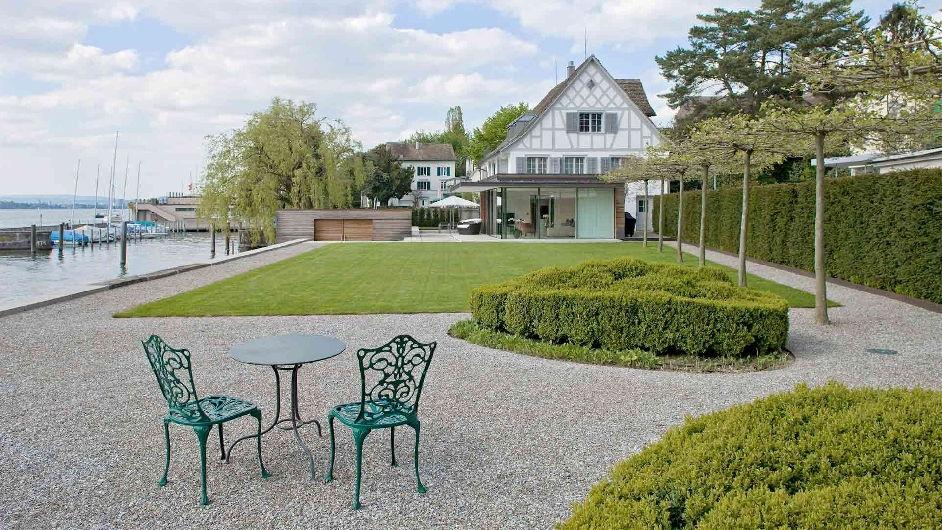 luxuri se villa in der schweiz mieten k snacht f r 8 personen. Black Bedroom Furniture Sets. Home Design Ideas