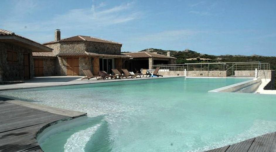 luxus villa korsika nah am strand und golfplatz