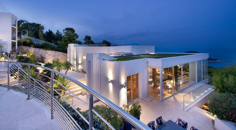 Luxueuse villa vacances avec piscine cap ferrat 14 - Villa de vacances exotiques island views ...