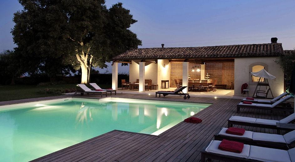 Luxus villa aus dem 16 jahrhundert mit pool und garten in for Luxus garten pool