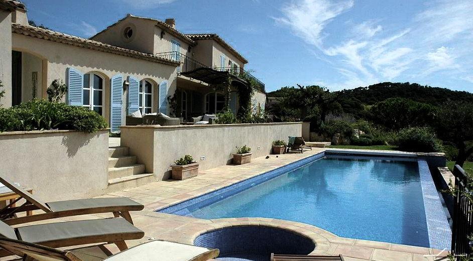luxusvilla cote d 39 azur mit meerblick und eigenem pool