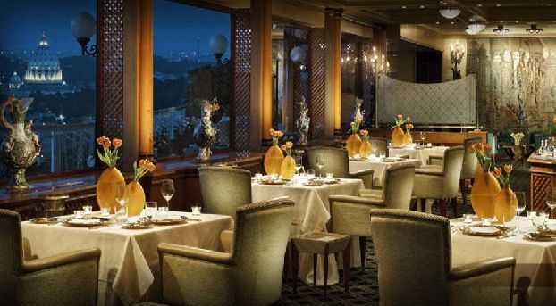 Top Michelin Starred Restaurants In Rome