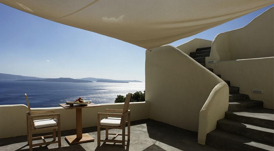 Mystique, a luxury collection hotel 5*, санторин (остров), г.