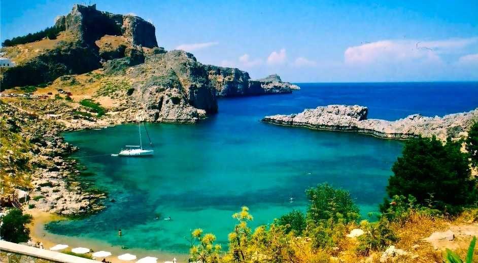 Traumstrände Auf Rhodos Die Besten Strände Der Griechischen Insel