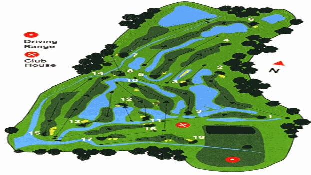 The Best Golf Courses In Portugal - Portugal golf map