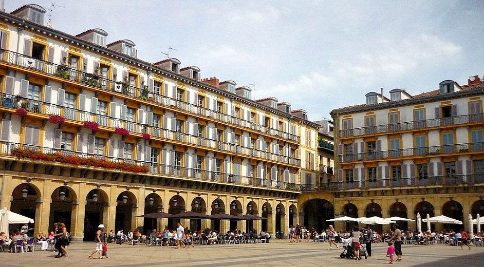Die 5 schönsten Sehenswürdigkeiten in San Sebastian