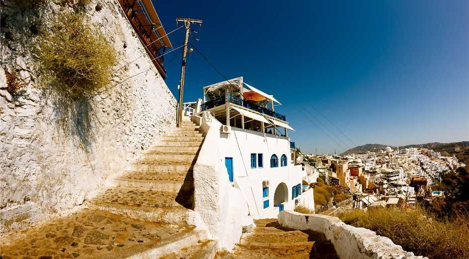 Hiking In Santorini Local Tips For The Best Scenic Trails