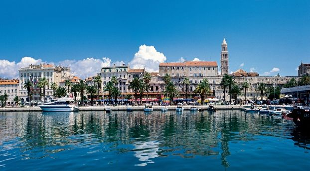 Split Dalmatia S Best Ports Marinas And Yacht Clubs For