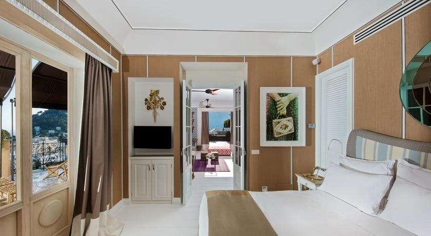 Einzigartiges 5* Boutique-Hotel auf Capri – Tiberio Palace