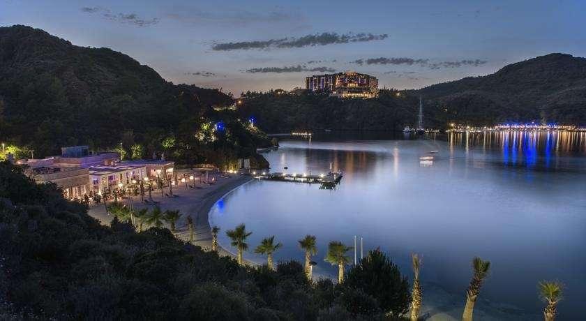Perfekter urlaub in der türkischen Ägäis – 5* spa d hotel maris