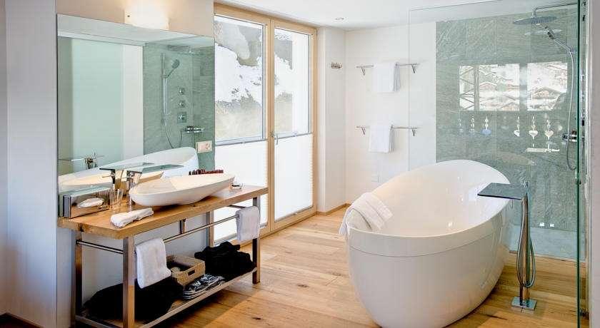 Kleines Boutique Hotel mit Matterhornblick in Zermatt - Hotel Firefly