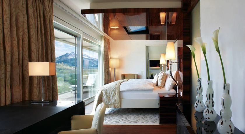 Luxury Wellness Hotel In Swiss Alps Grand Resort Bad Ragaz