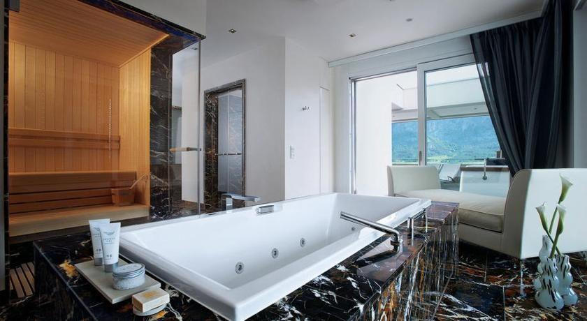 Luxury Spa With Health Treatments Grand Resort Bad Ragaz