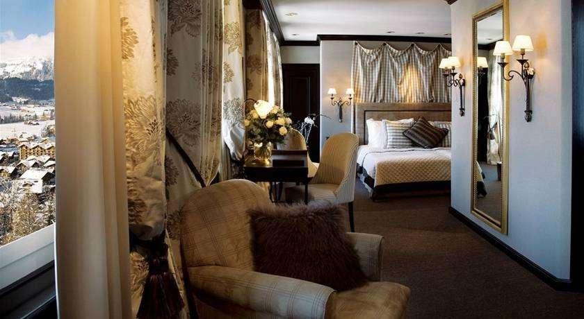 """Top luxus wellnesshotel in gstaad """"palace""""   traumhaft schön!"""