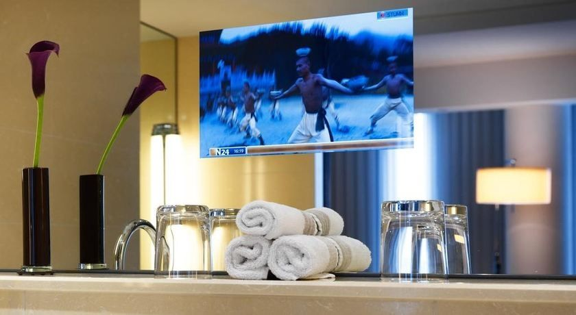 Exklusives Spa-Hotel in Frankfurt - nahe Bankenviertel