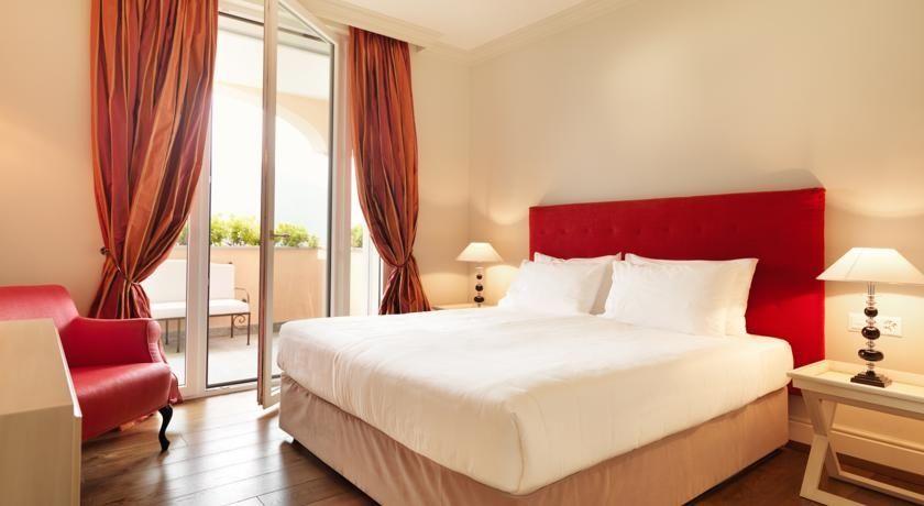 Hôtel 5 étoiles près du lac à Lugano avec spa et vues panoramiques