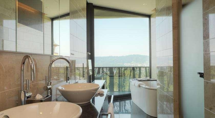 Luxuriöses 5 Sterne Hotel Zürich mit Blick auf See - Dolder Grand